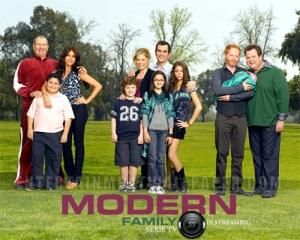 Modern family e l