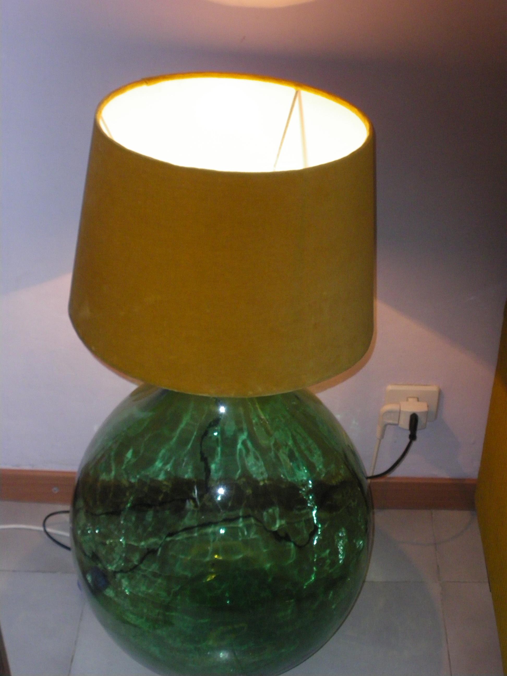 Lampade Da Parete Riciclo: Lampada ?lucilla?. riciclo creativo ...