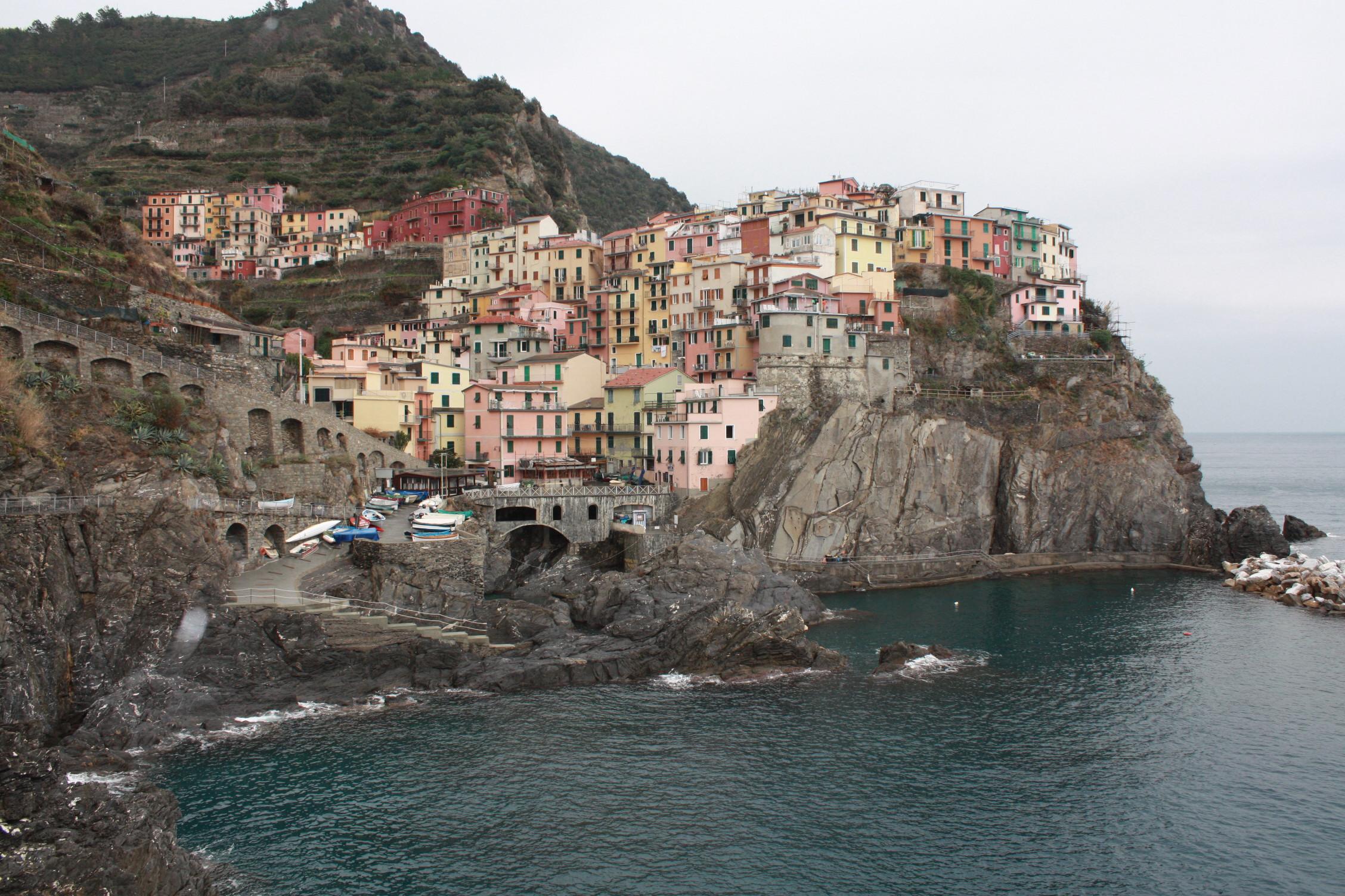 Liguria, fatica e splendore