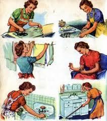 Vita da casalinga: addio!