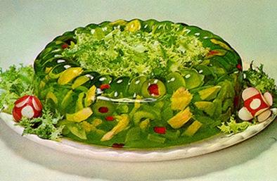 Tradizioni culinarie americane: Jell-O salad