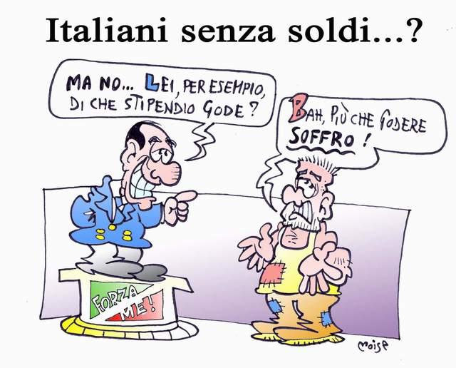 Italia senza quattrini e la generazione fantasma