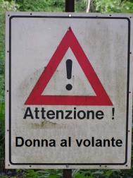 Cartello_donna_al_volante