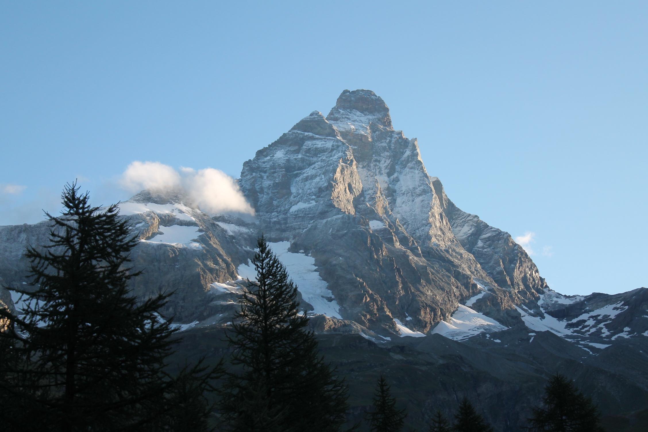 I cittadini vanno in montagna